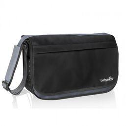 BABYMOOV Taška Messenger Bag Black