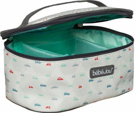Beautycase kozmetická taška s odopínateľným vekom Bébé-Jou Wheely