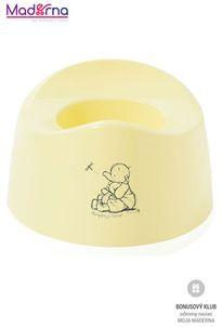Bébé-jou nočník oválny Cosy Humphrey krémovo žltý