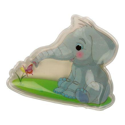 Bo Jungle, Gélové vrecúško Hot & Cold - Elephant