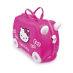 Cestovný kufrík TRUNKI - Hello Kitty