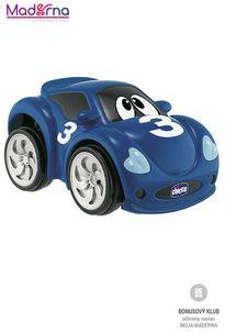 Chicco Autíčko Turbo Touch - modré