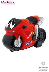 Chicco Motorka Turbo Touch Ducati
