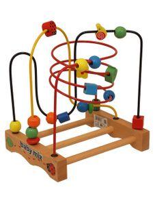 Drevená edukačná hračka Baby Mix Labyrint - Podľa obrázku