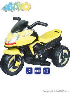 Elektrická motorka BAYO KICK yellow - Žltá