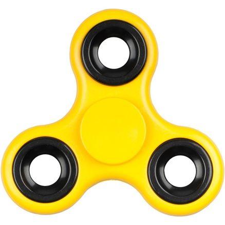 Fidget Spinner Bayo žltý - Žltá