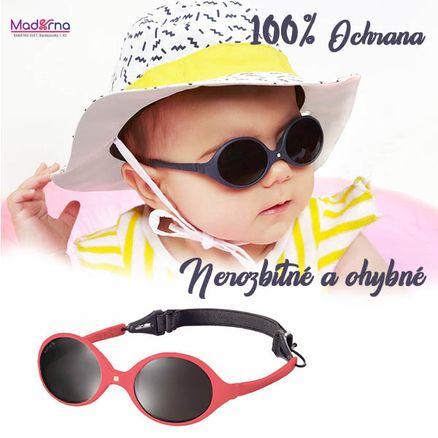 KiETLA - Slnečné okuliare Diabola 0-18m
