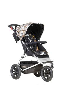 Kočík Urban Jungle Year of Monkey Limitovaná edícia Mountain Buggy 2016