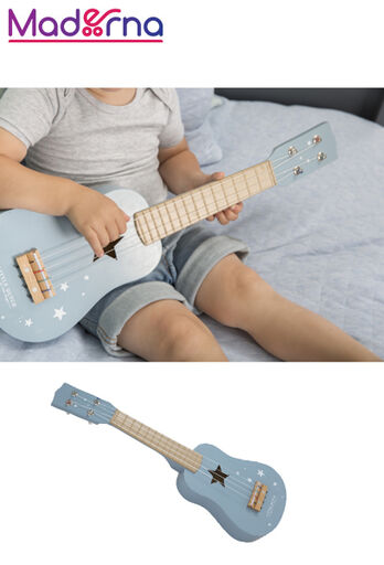 Little Dutch Gitara blue