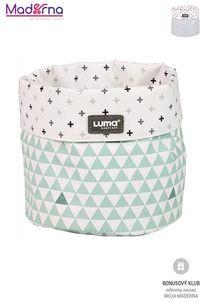 Luma odkládací košík, nursery basket L013