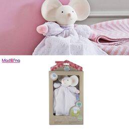 Meiya and Alvin maznáčik/hryzátko myška Meiya