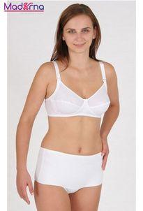 Nika Intima Tvarovacie nohavičky po pôrode bavlnené, biele