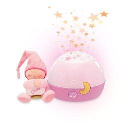 Projektor GoodNight Stars - ružový