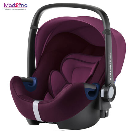 RÖMER Autosedačka Baby-Safe 2 i-Size Burgundy Red