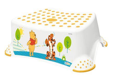 "KEEEPER Stupínek k WC/umyvadlu ""Winnie Pooh"" Bílá"