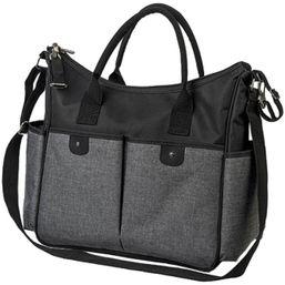590c49d401307 Štýlová taška na kočík BASIC SO CITY Baby Ono čierna - Čierna