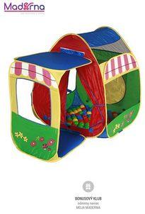 ZOPA - domček s loptičkami Garden
