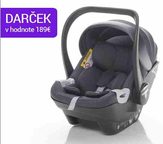 autosedacka BabySafe i-Size akcia