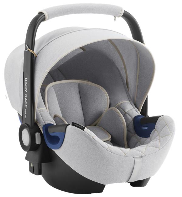 britax r mer baby safe2 i size nordic grey 2018. Black Bedroom Furniture Sets. Home Design Ideas