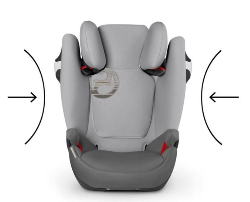 cybex autoseda ka 15 36 kg solution m fix 2018. Black Bedroom Furniture Sets. Home Design Ideas