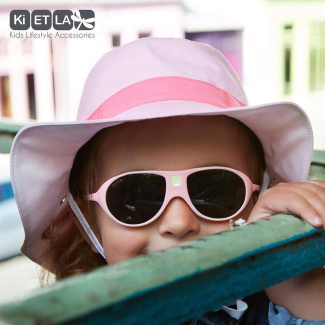 66b711624 KiETLA obojstranný klobúčik s UV ochranou PanamaPink - 47cm ...