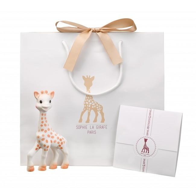 4b6495a3e990 Vulli Môj prvý darčekový set – žirafa Sophie   hrkálka - MADERNA.sk