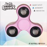 Fidget Spinner Bayo ružový - Hnedá