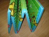 Detské podložky skladacie - ZooLand 10mm Casmatino