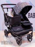 Baby Monsters košík SHOP&GO na kočík Easy Twin 3.0
