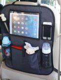 Baby Dan vreckár do auta s vreckom na tablet LUXURY GREY