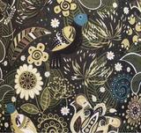 PETITE&MARS Strieška + polstrovanie Street Floral