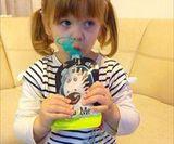 DARČEK - pri kúpe jedálenskej STOLIČKY - ZEBRA&ME kapsička na detskú stravu 1ks