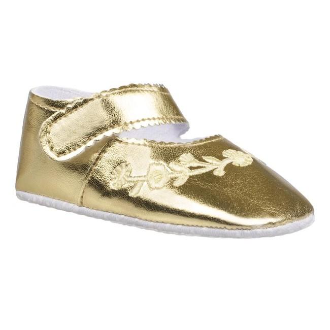 f20b67f6cb2e Detské topánočky Bobo Baby 6-12m zlaté lesklé - Arany - MADERNA.sk
