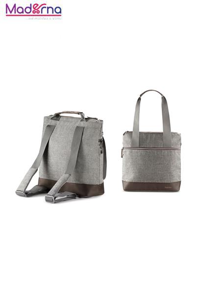 3ea2afbfd47ea Inglesina taška APTICA Back bag MINERAL GREY - MADERNA.sk