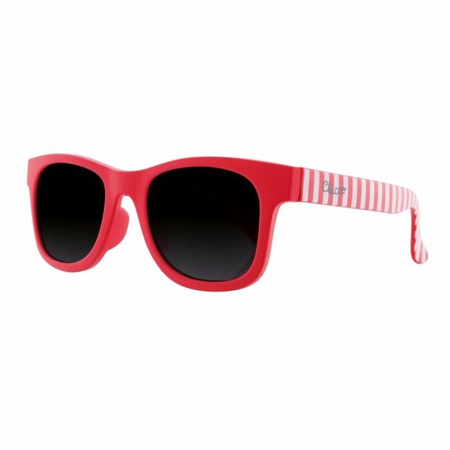 c7e265c0a Slnečné okuliare pre bábätko. Okuliare slnečné dievča červené 24M+ zväčšiť  obrázok