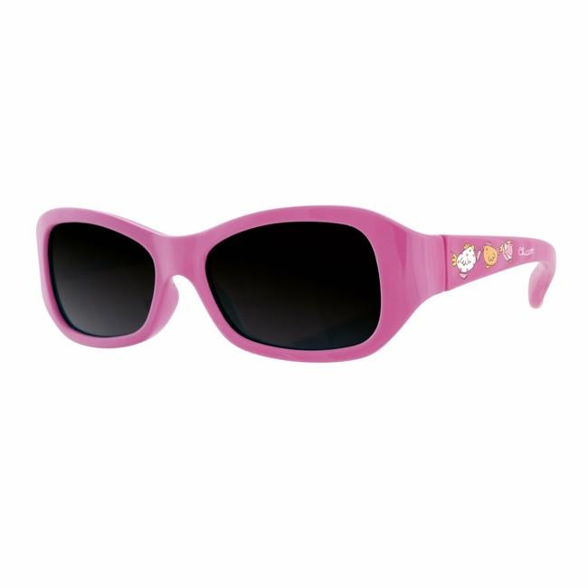 c91a321f7 Slnečné okuliare pre bábätko. Okuliare slnečné dievča ružové 12M+ zväčšiť  obrázok