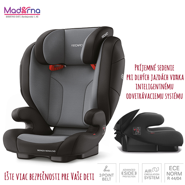 recaro autoseda ka 15 36kg monza nova evo z ava pri. Black Bedroom Furniture Sets. Home Design Ideas