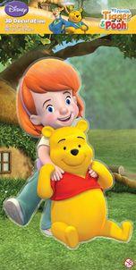 3D Dekorácia Pooh a Darby XL