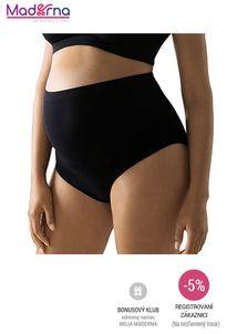 ANITA - Tehotenské nohavičky 1502 čierne