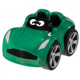 Autíčko Turbo Team Willy - zelené