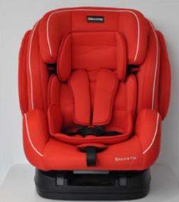 Autosedačka Encore Fix 9-36 kg Red