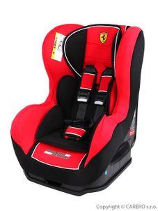 Autosedačka Nania Cosmo Sp Corsa Ferrari 2015 - Červená