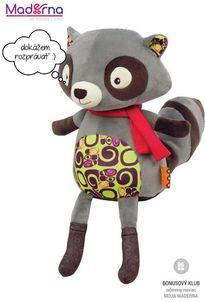 B-toys hovoriaci medvedík čistotný Loader
