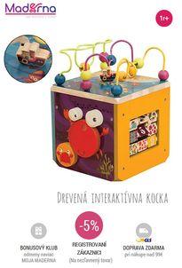 B-toys Interaktivna kocka Underwater Zoo