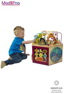 B-Toys interaktívne centrum YOUNIVERSITY