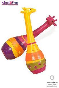 B-toys Rumbagule žirafy