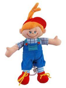 Bábika s hracím strojčekom Baby Mix Chlapček - Podľa obrázku