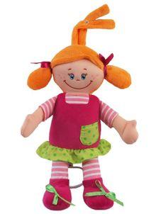 Bábika s hracím strojčekom Baby Mix Dievčatko - Podľa obrázku