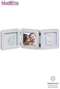 Baby art rámček Double print frame Pastel