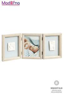 Baby Art Rámček Double Print Frame Stormy